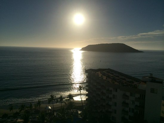 The Inn at Mazatlan: Sunset