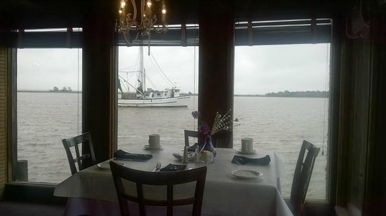 Apalachicola River Inn: Caroline's