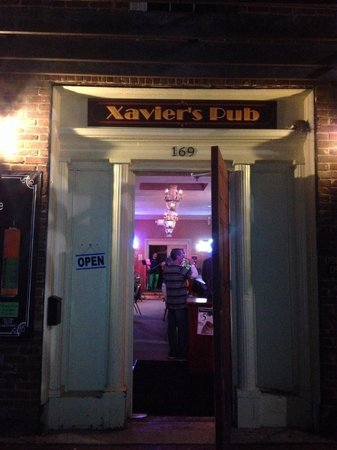 Xavier's Pub