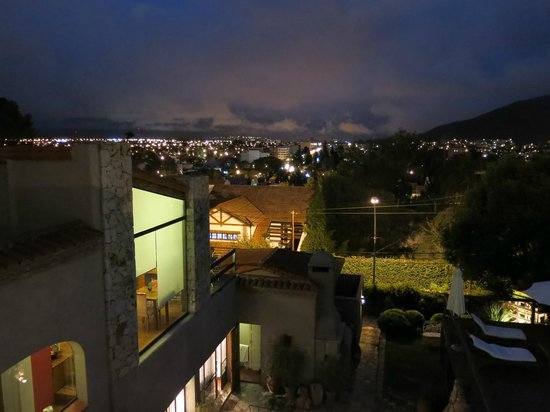 KKala Boutique Hotel: view at night