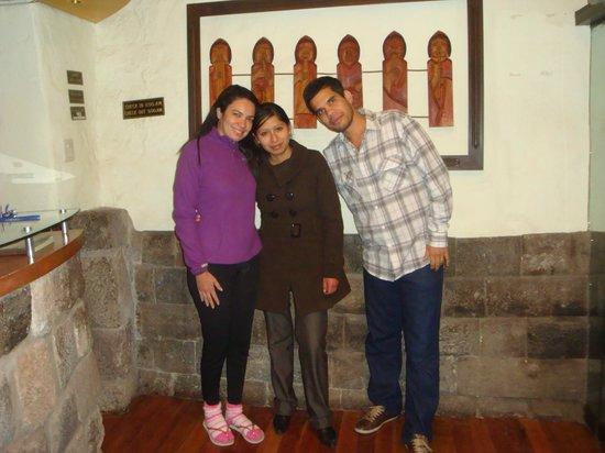 Unaytambo Hotel: Silvia