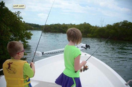 Reelin & Chillin Charters Inc - Private Sails: great fishing spot