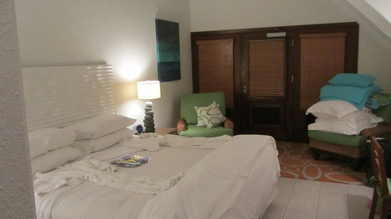 Peter Island Resort and Spa: room