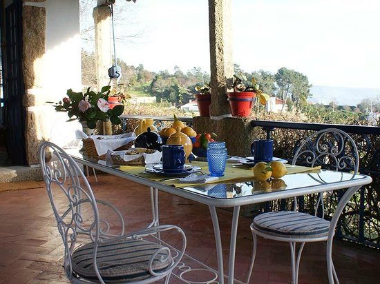 Casa do Monte: Breakfast and Meals