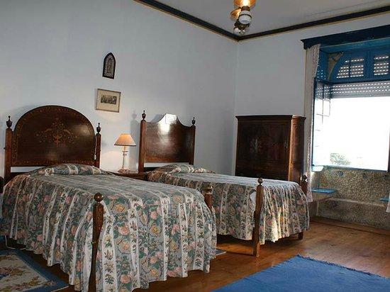 Casa do Monte: Twin Room