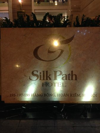 Silk Path Hotel: hotel