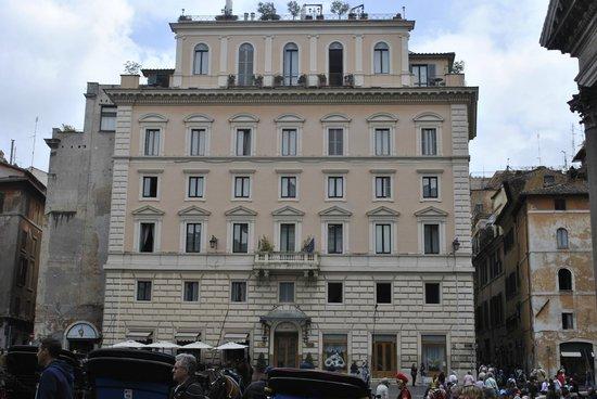 Albergo del Senato: Hotel