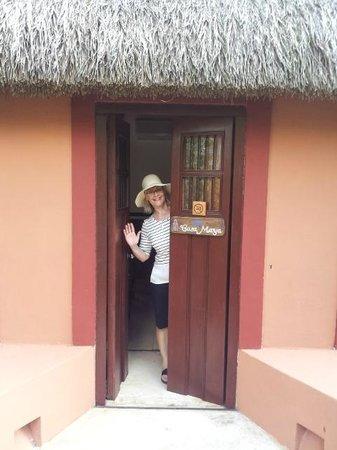 Hacienda Santa Rosa, A Luxury Collection Hotel: Entrance to Casa Maya