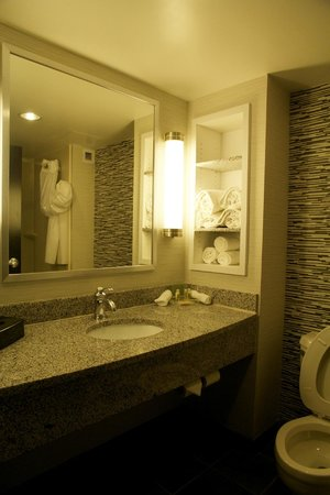 Holiday Inn Hotel & Suites, Williamsburg-Historic Gateway : Bathroom