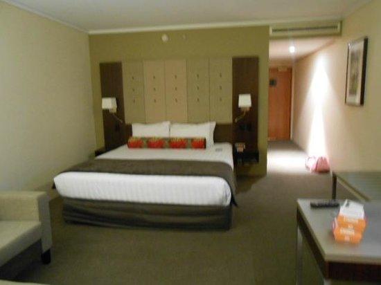 Grand Millennium Auckland : Bed