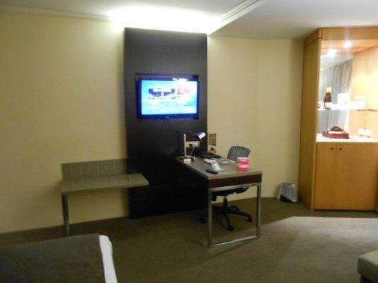 Rendezvous Hotel Auckland: tv