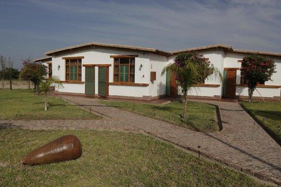Casa Hacienda Nasca Oasis: Habitaciones del hotel