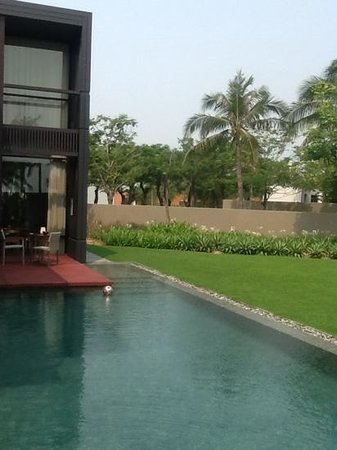 Hyatt Regency Danang Resort & Spa: villa pool