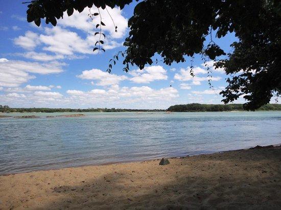 "Ilha do Rodeador : ""Lado pernambucano"""