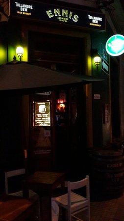 Ennis irish pub: Las mejores cervezas artesanales