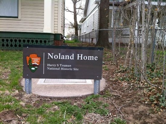 The Noland Home, Independence, MO