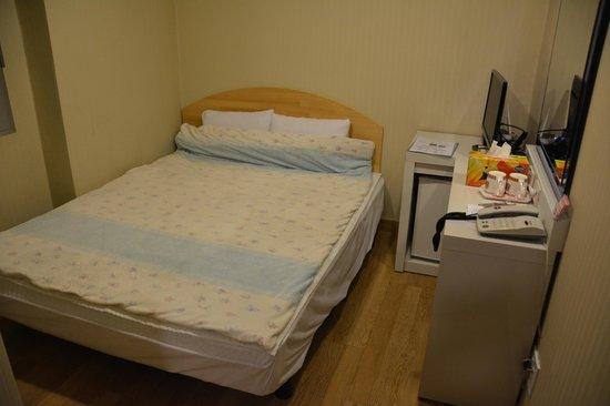 Click Hotel: 部屋
