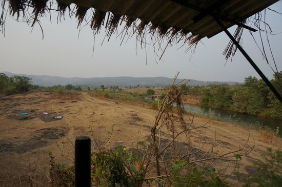 Uddar, India: View from Aakash