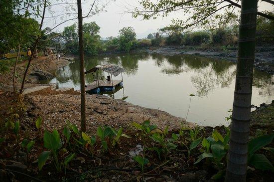 Uddar, India: Lake & Boating