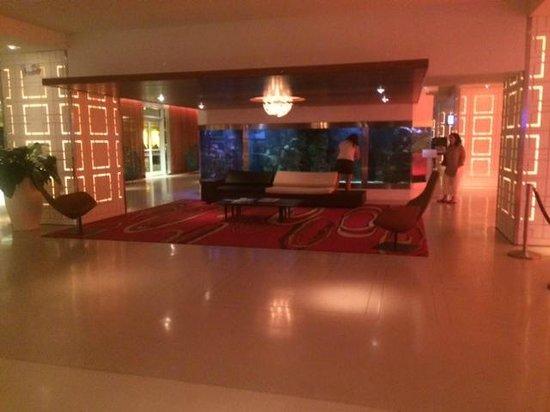 The Condado Plaza Hilton: View of Lobby