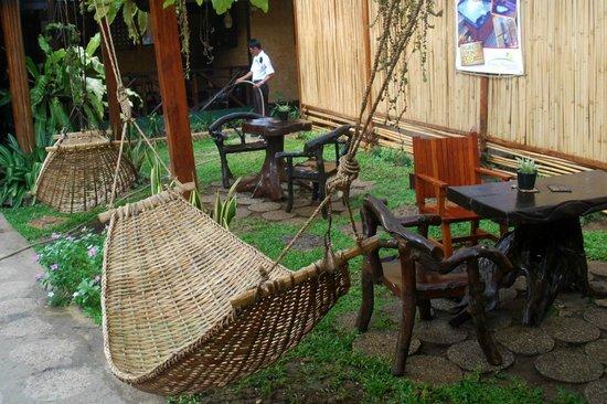 Puerto Pension : Garden