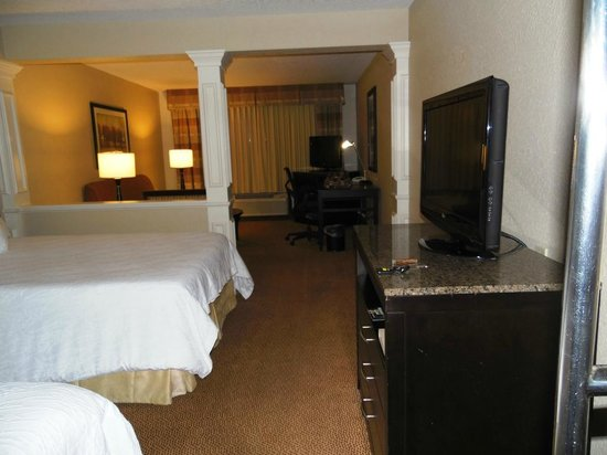 Hilton Garden Inn Daytona Beach Airport: Jr. Suite