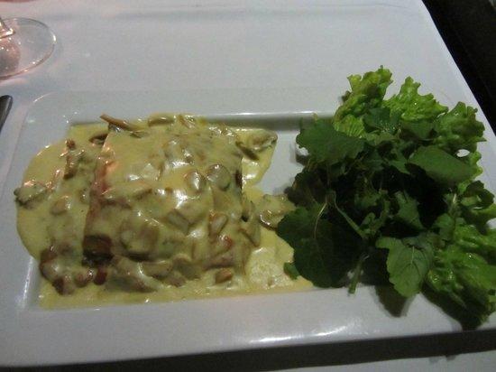 Guappa: Meat Lasagna