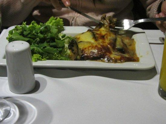 Guappa: Vegetable Lasagna