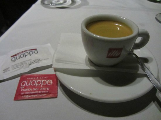 Guappa: After Dinner Coffee