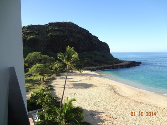Hawaiian Princess Resort: What a view from your condo!
