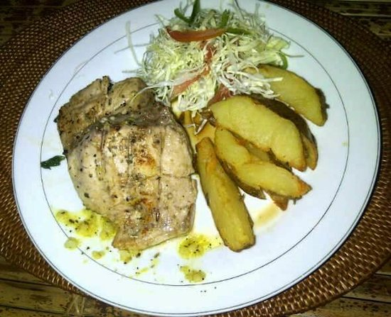 Kuta Bay Café : Grill Fish