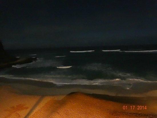 Hawaiian Princess Resort: Nightly views are awesome!