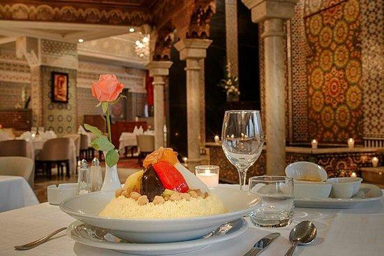 Basmane Restaurant Casablanca Menu