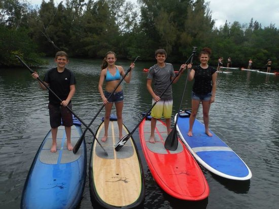 SUP Eco Adventures: Great time!!