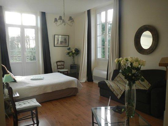 Domaine de Vadancourt : Room