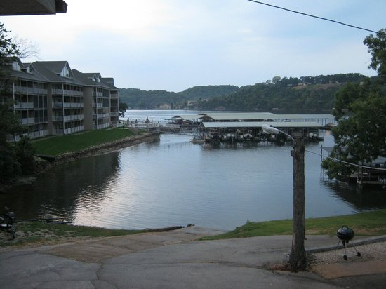 Lake Breeze Resort: View from Our Room