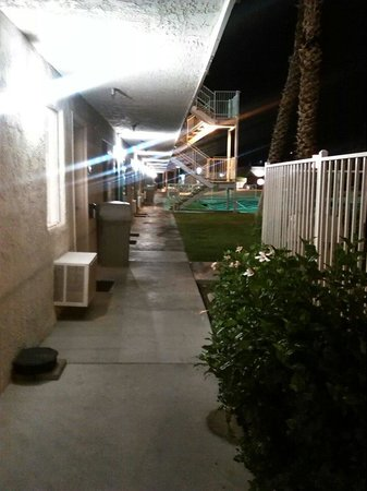 Motel 6 Twentynine Palms: Ground floor