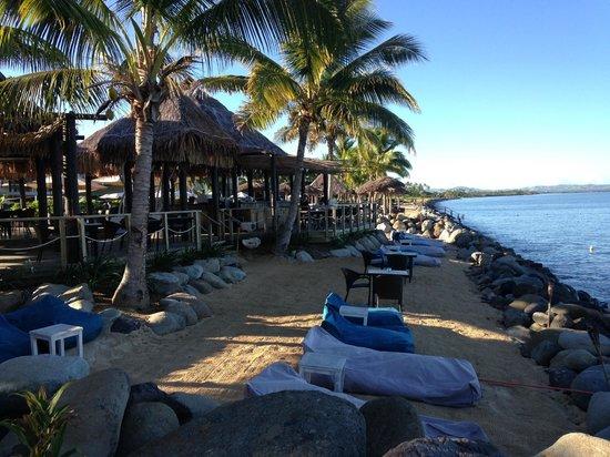 Wyndham Resort Denarau Island: karma bar area