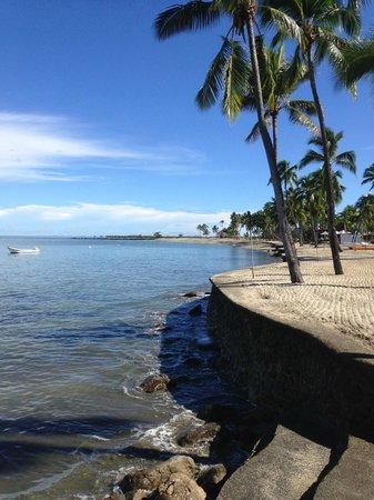Wyndham Resort Denarau Island: view 3 minutes from our resort