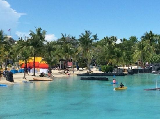 Plantation Bay Resort And Spa: view from Bahamas rooms