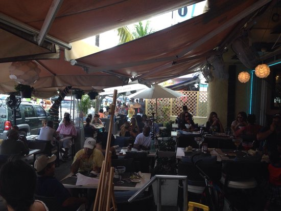 Sea Cafe: Beautiful Saturday afternoon