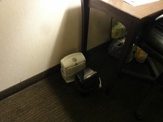 Quality Inn & Suites Yellowknife: かりた暖房器具