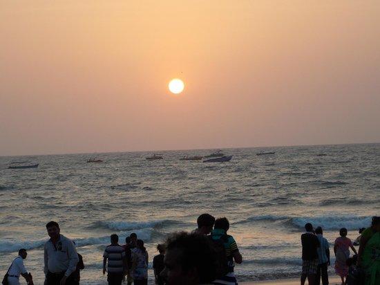 Calangute Grande: Calangute Beach, Goa