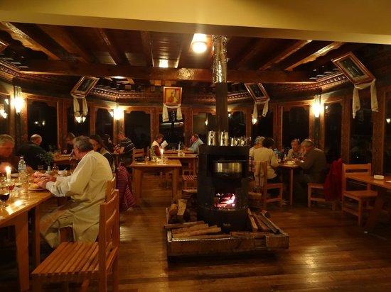 Dewachen Hotel : The restaurant