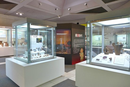 Tokyo Buried Cultural Assets Center : 展示品