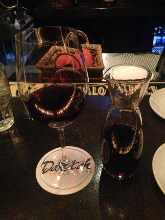 Dakotah Steakhouse: Dakotah Cabernet