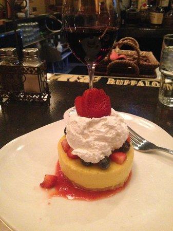 Dakotah Steakhouse: Dessert