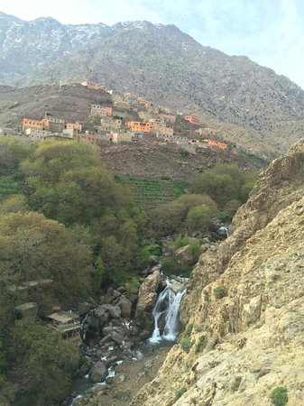 Atlas and Sahara Day Tours : Berber villages