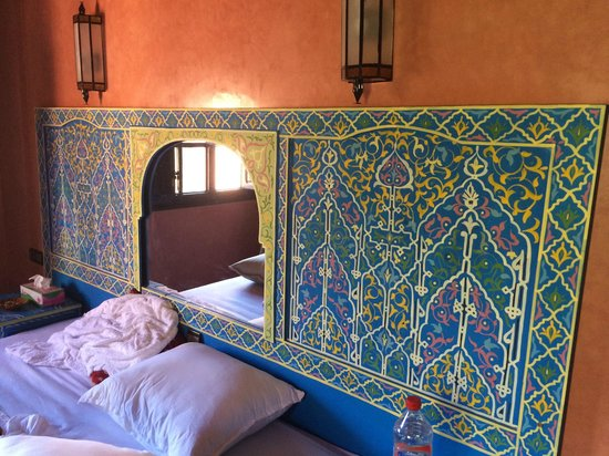 Atlas and Sahara Day Tours : Suite at Riad J'ane Imlil