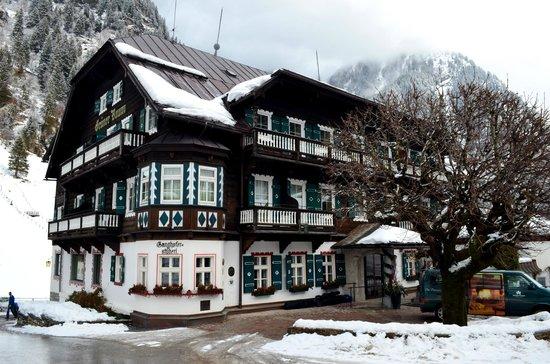 Hoteldorf Grüner Baum: Отель